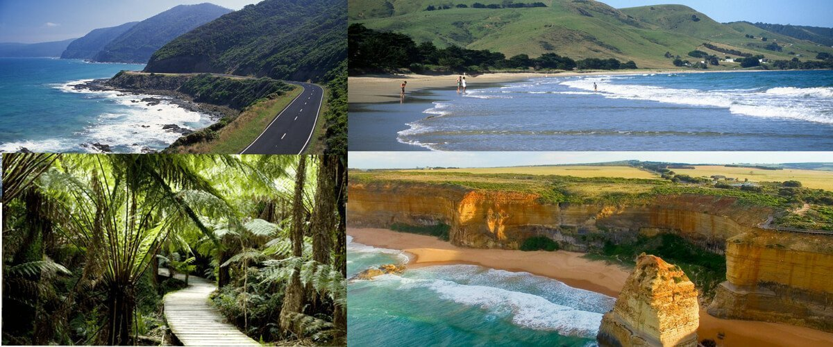 Great Ocean Road Guided Bus Tours Australia