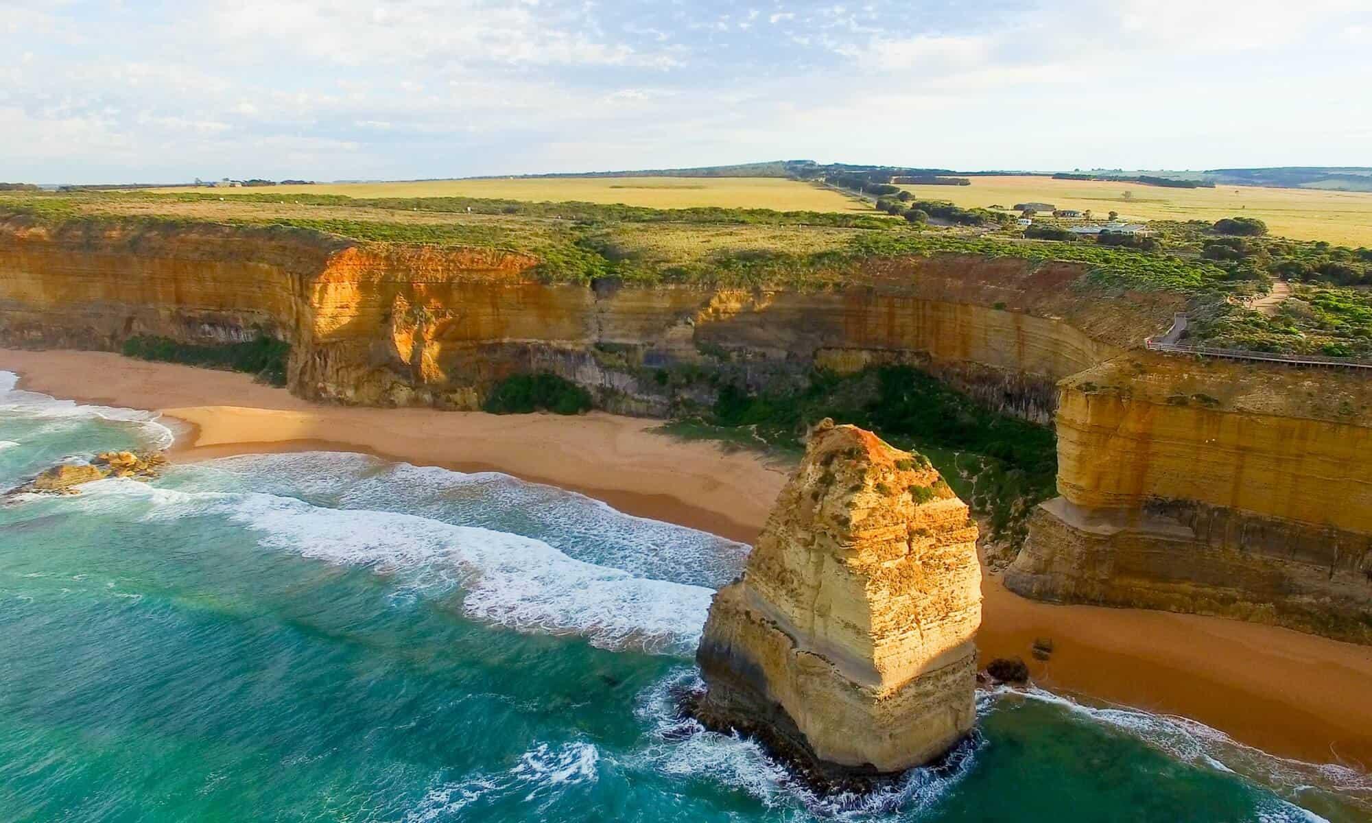 Great Ocean Road - The Twelve Apostles in Australia