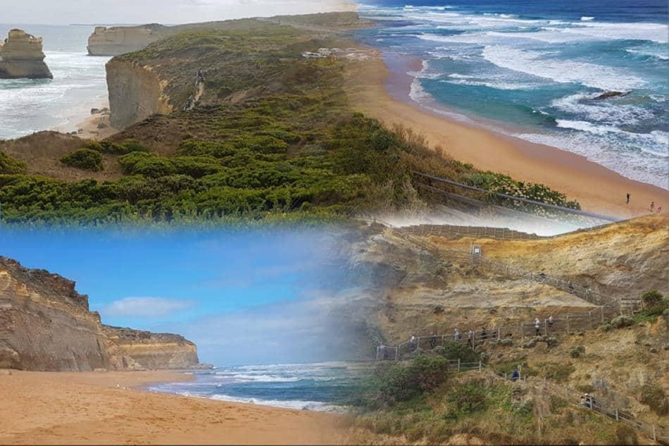 Great Ocean Road Self Drive Tour Gibsons Beach