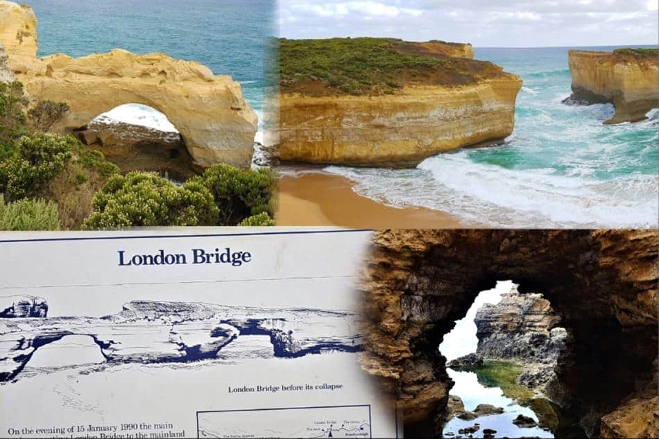 Great Ocean Road Self Drive Tour London Bridge