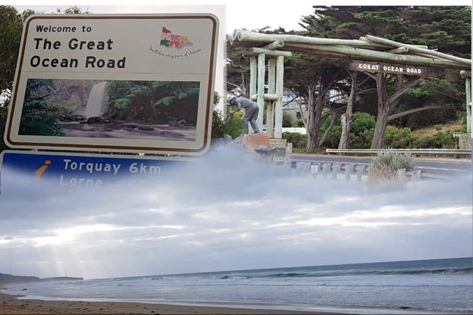Great Ocean Road Self Drive Tour Memorial Arch