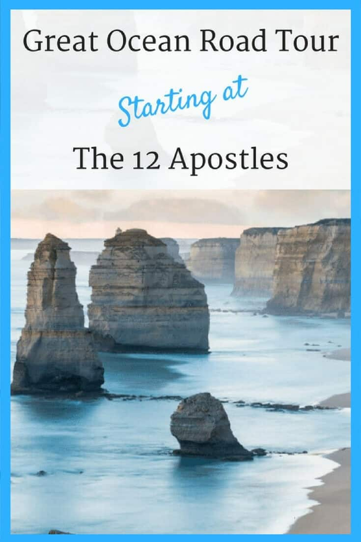 Great Ocean Road Tour in Reverse-Direction from 12 Apostles Australia