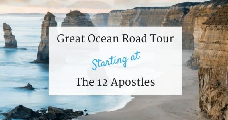 Self Drive Tour of the Great Ocean Road and Twelve Apostles, Australia