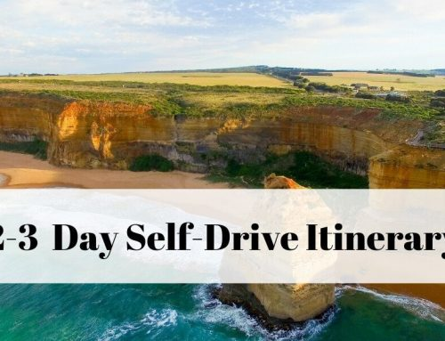 Self Drive 2-3 Day Itinerary