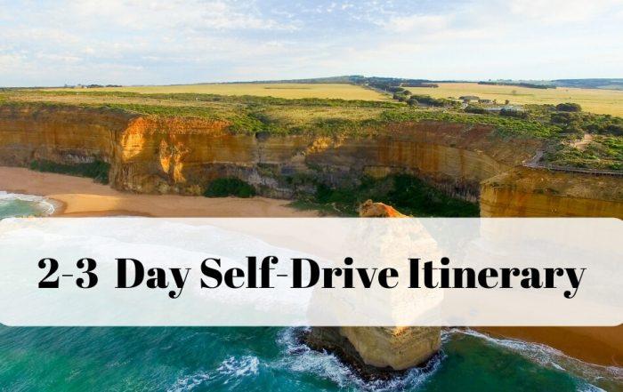 2-3 Day Self Drive Great Ocean Road Tour