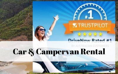 Car and Campervan Rental Great Ocean Road