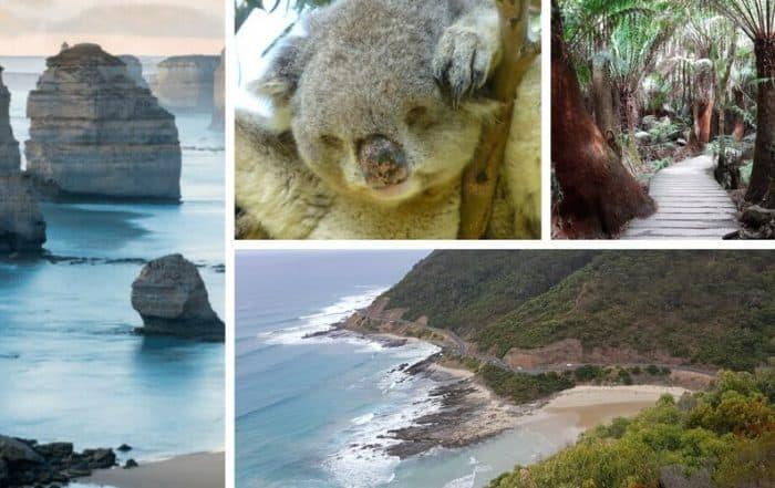 Great Ocean Road Self Drive Victoria Australia