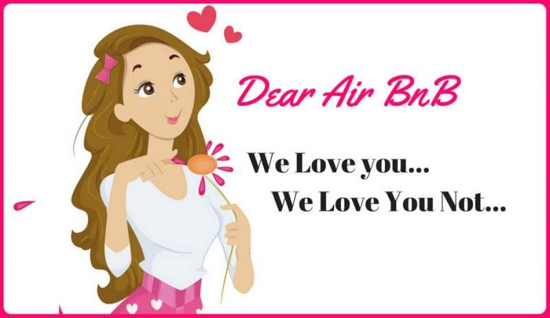 Air BnB Review Australia