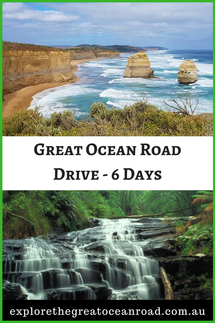 Great Ocean Road 6 Day Itinerary
