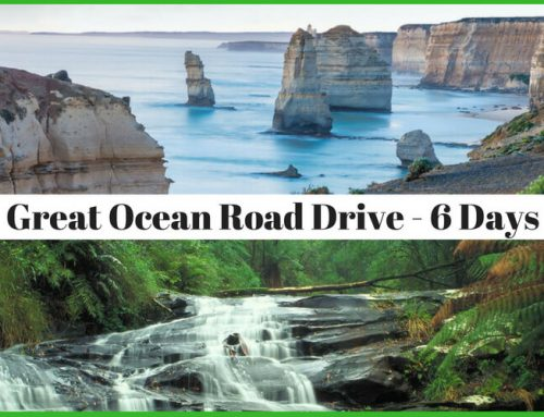 Great Ocean Road Drive – 6 Days