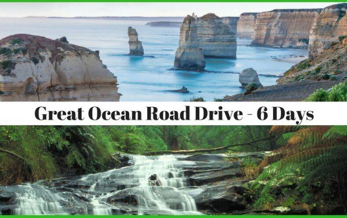 Great Ocean Road Drive - 6 Days