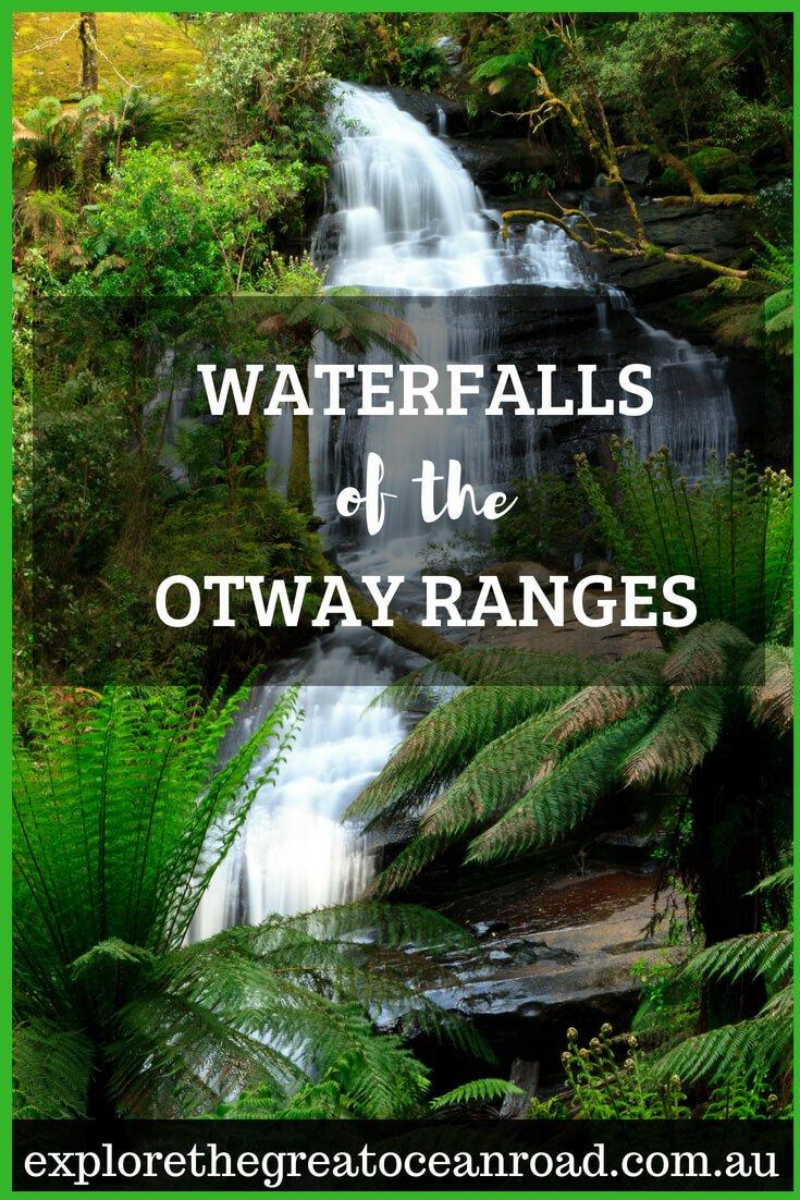 Otways Waterfalls, Great Ocean Road Australia