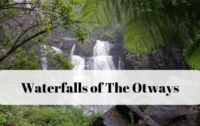 Waterfalls of the Otways Great Ocean Road