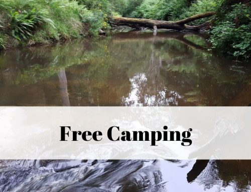 The Best Free Camping Sites
