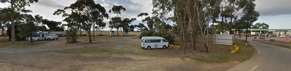 Camping along The Great Ocean Road - Free Campgrounds