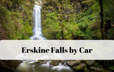 Erskine Waterfallls by Car