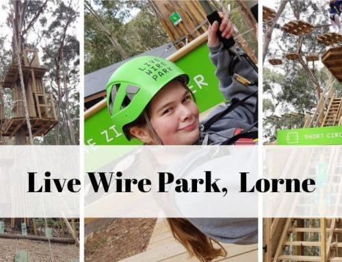 Live Wire Park, Lorne