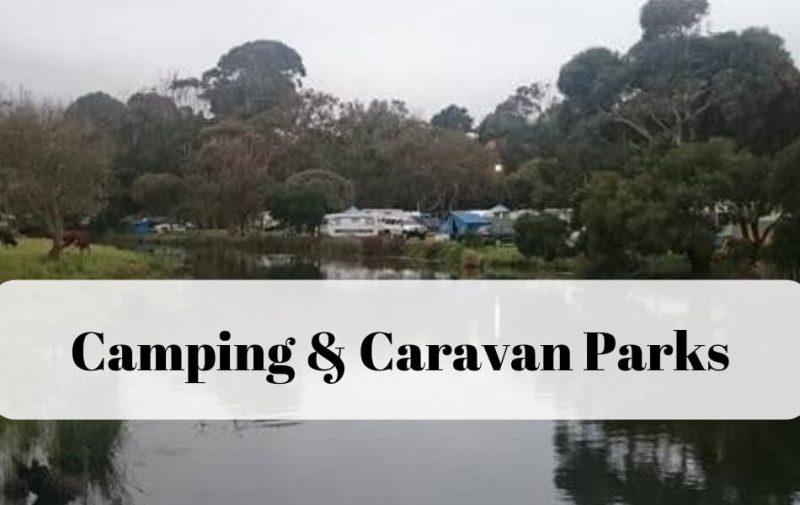 Camping and caravan parks Great Ocean Road