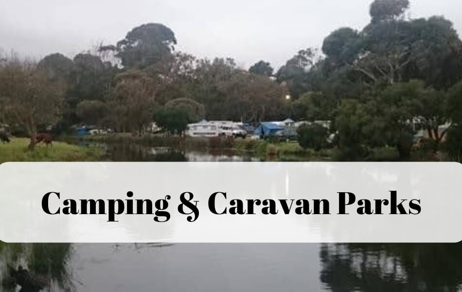 Caravan Parks & Free / Low Cost Camping Along the Great