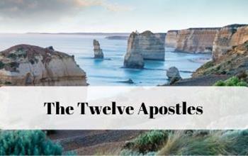 Image of Twelve Apostles in Australia