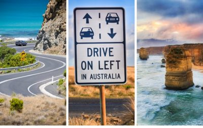 Driving the Great Ocean Road in Australia - Videos of the road trip to the 12 Apostles
