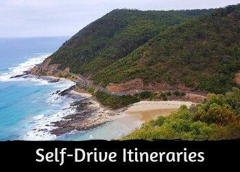 Great Ocean Road and 12 apostles in Australia - Self-Drive Itineraries