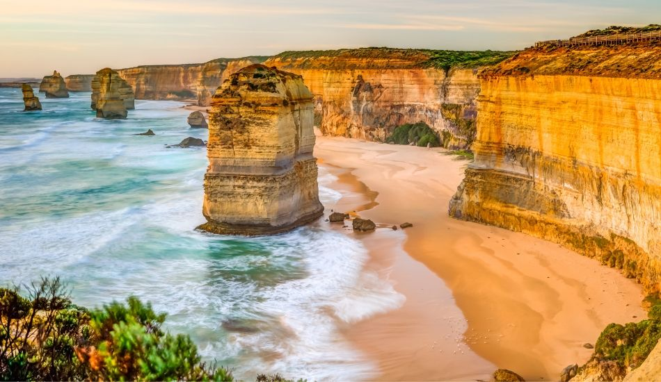 The 12 Apostles, Port Campbell National Park, Australia